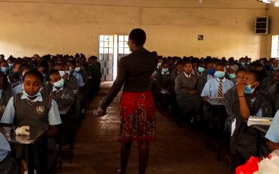 Youth Ablaze for Christ in South Africa, Malawi and Kenya