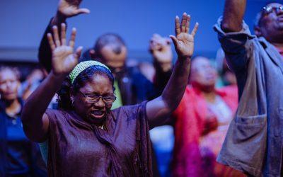 Travailing in Prayer